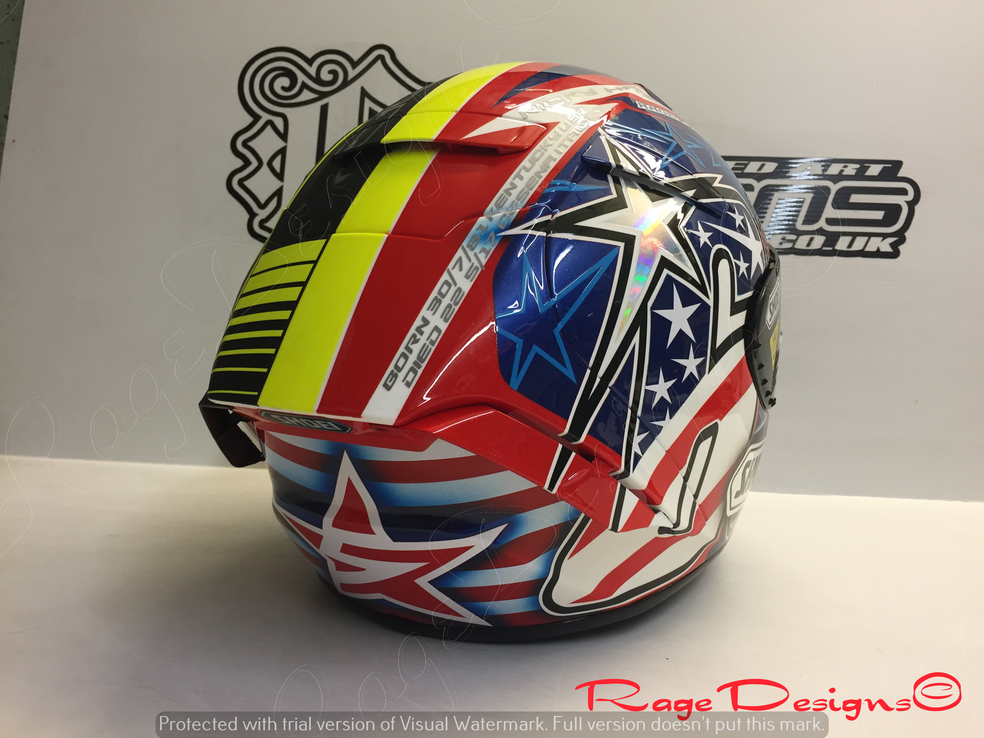 Shakey - Hayden by Rage Designs
