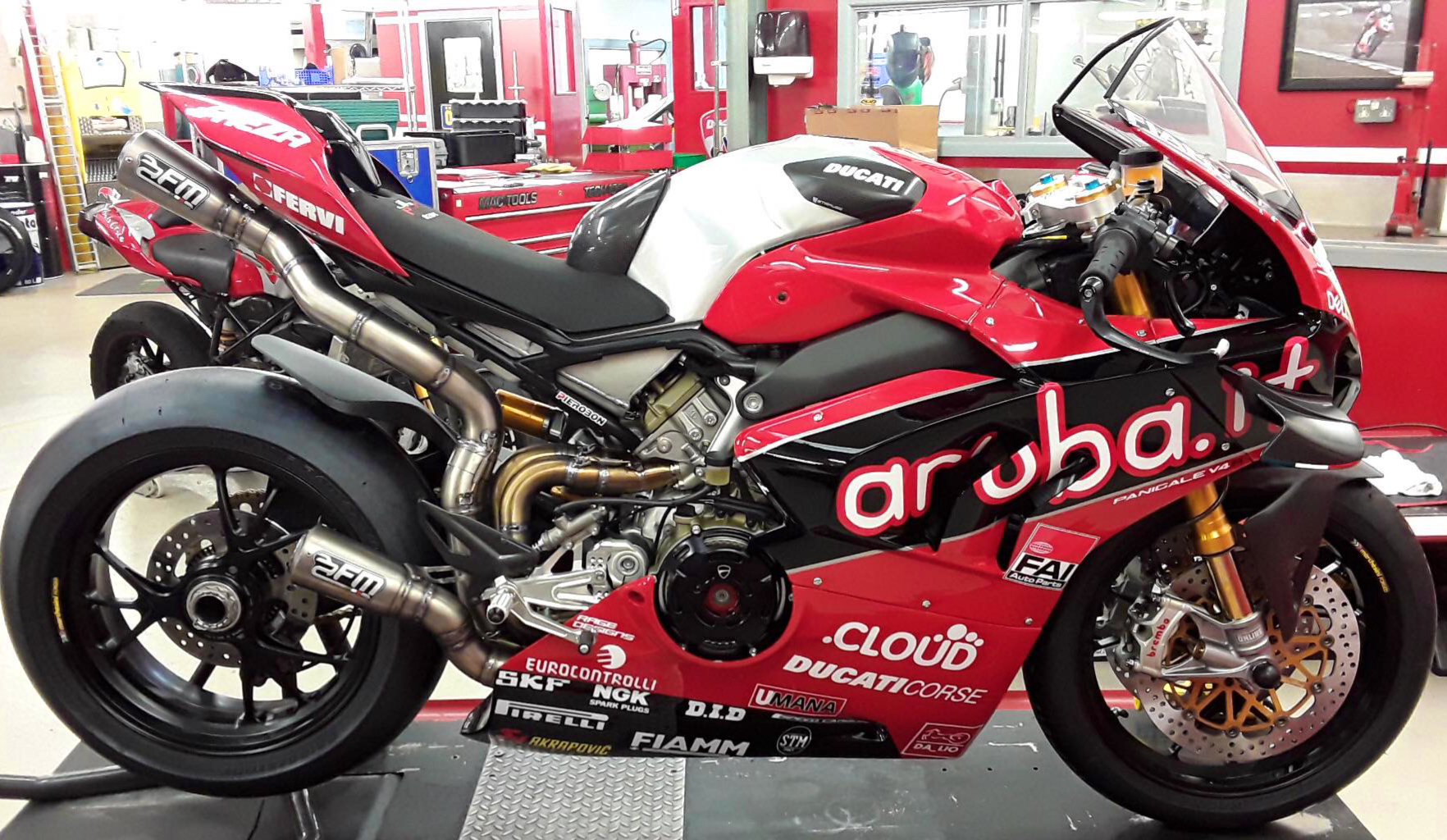 Aruba Ducati Replica by Rage Designs