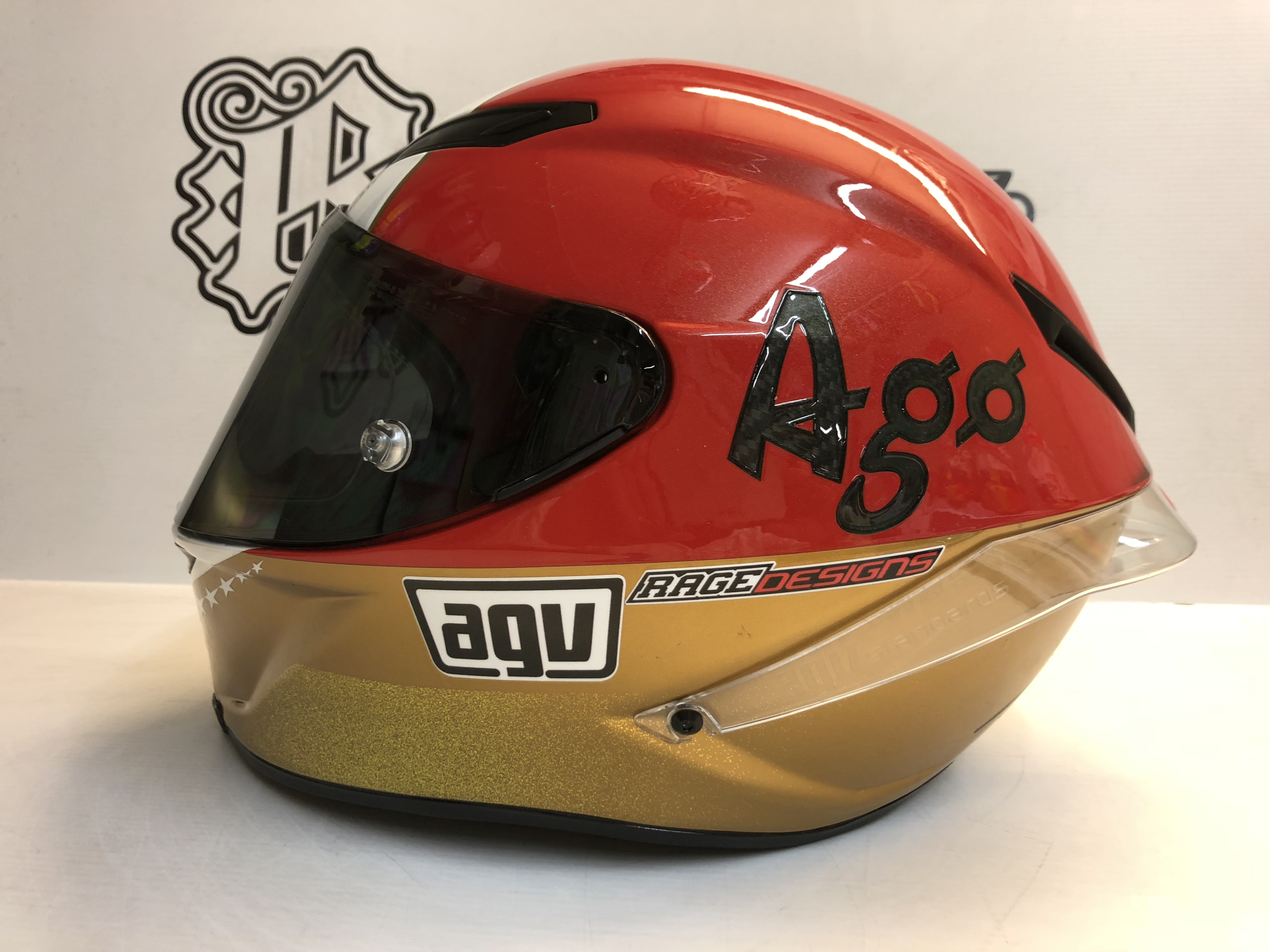 AGV Pista GP r by Rage Designs
