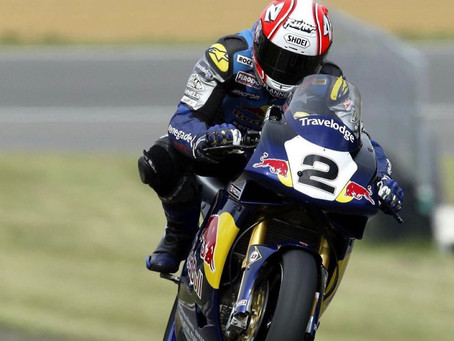 Racing History - Michael Rutter - Ducati