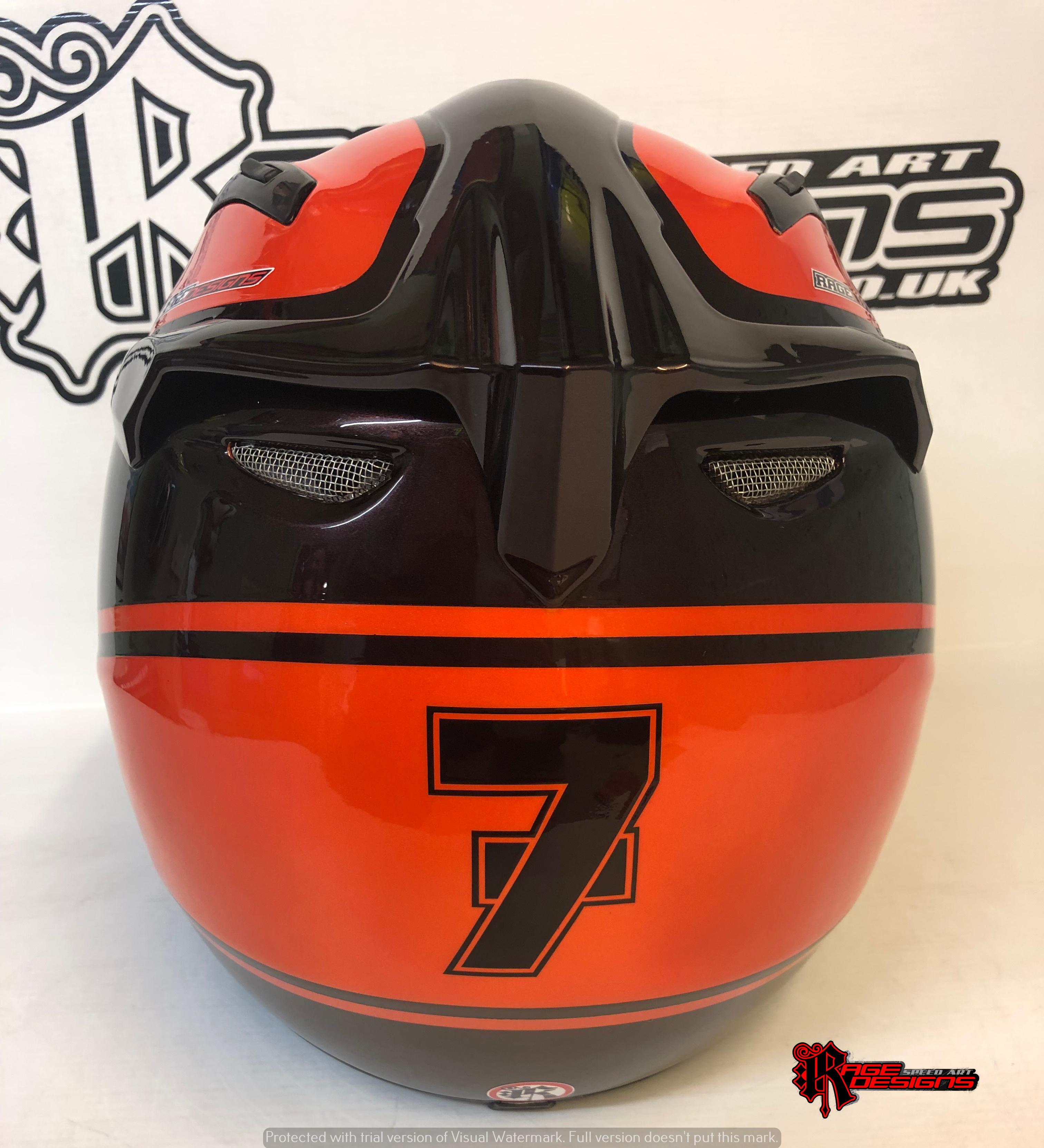 Z900RS Custom Design by Rage Designs