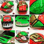 Pete Wright - Shoei Helmets - Rage Designs