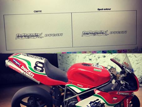 Ducati Racing History