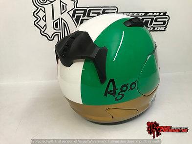Agostini Replica - Rage Designs
