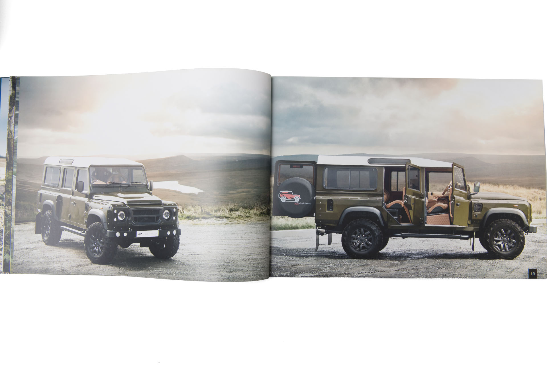 Chelsea Truck Co Brochure - Defender