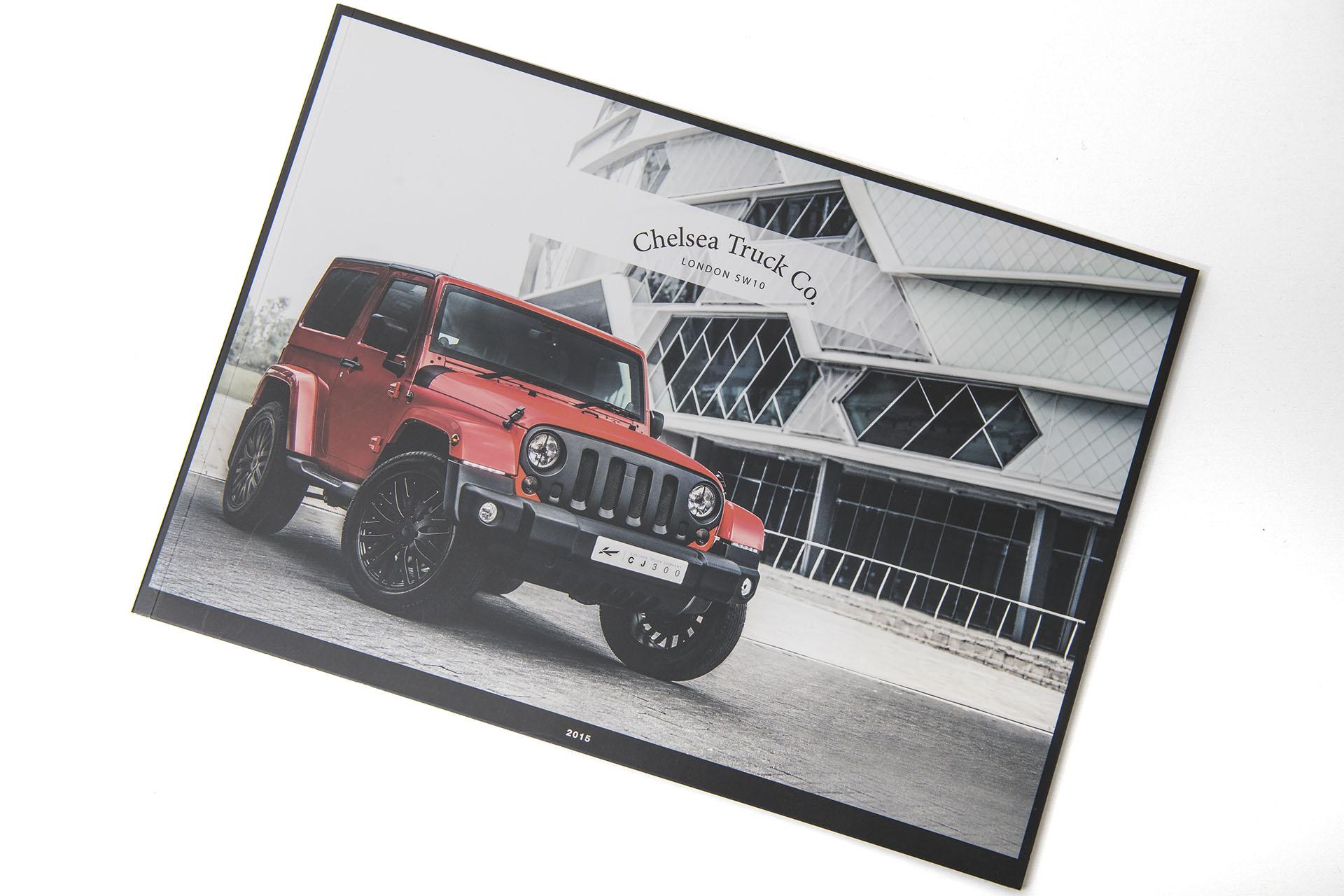 Chelsea Truck Co Brochure