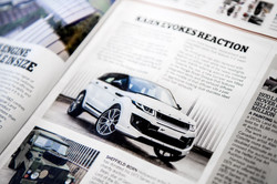 News - LRO mag print feature