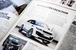 News - LRO mag print feature