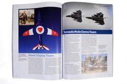 RAF Review hardback