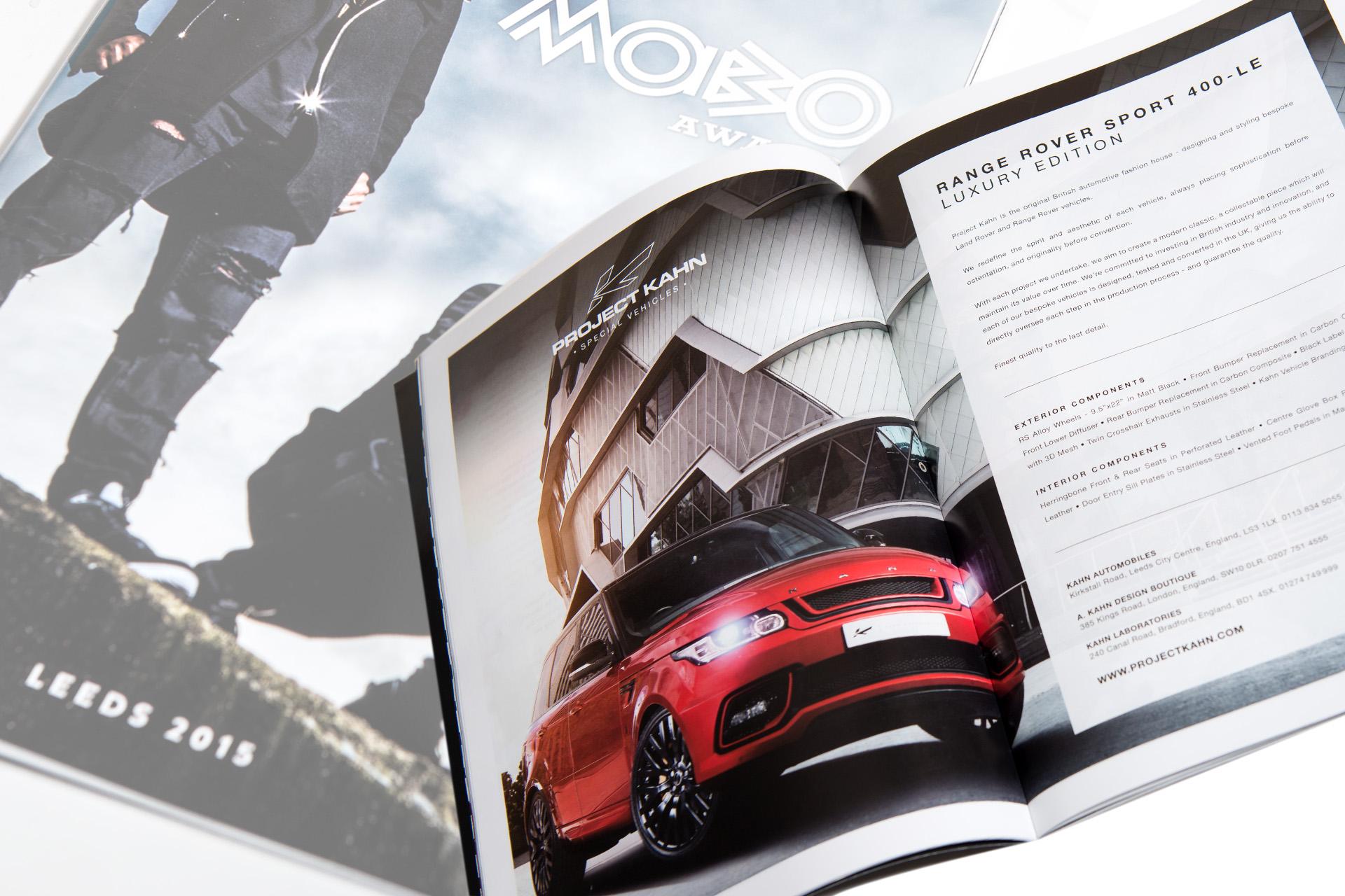 MOBO awards book