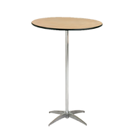 """30"""" Round Cocktail Table"""