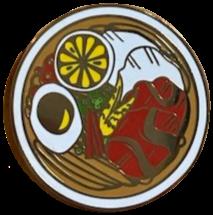 Shio Ramen Enamel Pin