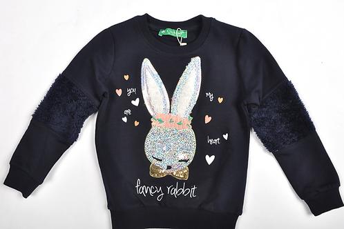 Puledro Kız Çocuk Sweatshirt D5-T6146