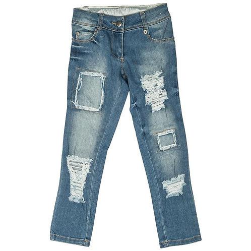 Puledro Kız Çocuk Pantolon B61K-4138