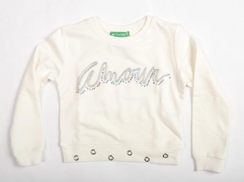 Puledro Kız Çocuk Sweatshirt D5-2701-031
