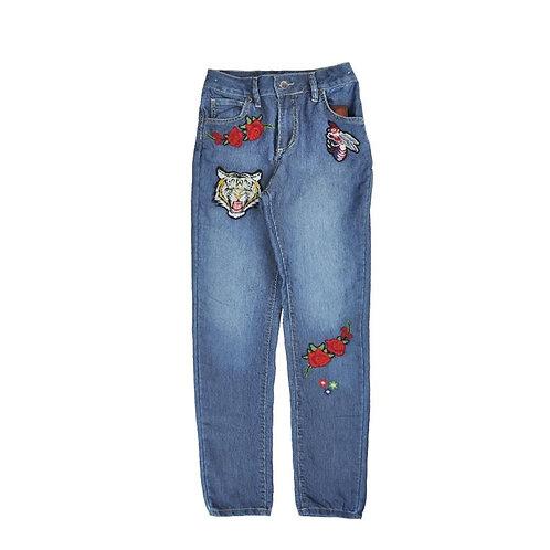 Puledro Kız Çocuk Pantolon B71K-4624