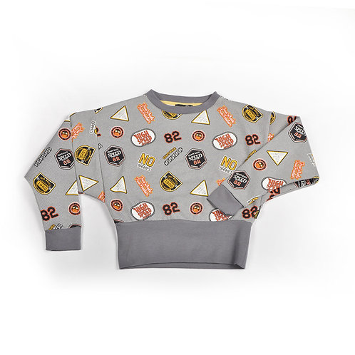 Puledro Kız Çocuk Sweatshirt B63K-8649