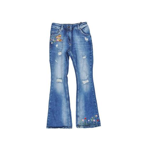 Puledro Kız Çocuk Pantolon B71K-4612