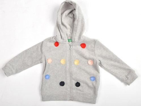 Puledro Kız Çocuk Sweatshirt D5-2703-002