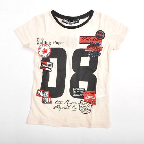 Puledro Erkek Çocuk Tişört B71E-3651