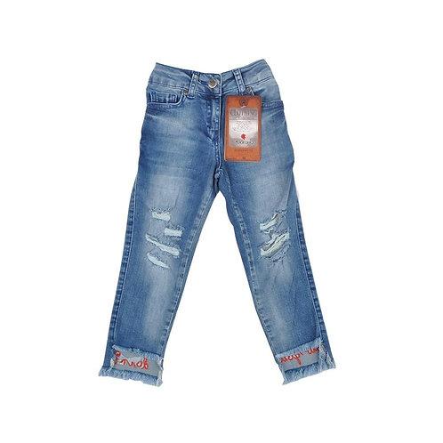 Puledro Kız Çocuk Pantolon B71K-4615