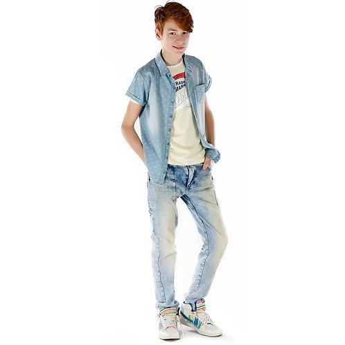 Puledro Erkek Çocuk Pantolon B51E-2010