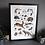 Thumbnail: Iconic British Wildlife - original painting