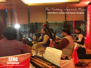 Pre Wedding Spiritual Program : Aralia Club House. Gurgaon