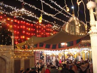 Sufi & Spiritual Program at Nizamuddin Dargah!!