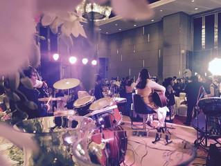 A Night to Cherish Forever - Golden Anniversary celebrations at Taj Vivanta, Gurgaon with Soulful Ra