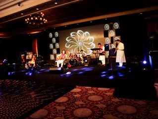 Ankit Batra Performing for Shivam Gujral's Reception Party : Gujral & Sons : at TAJ PALACE,