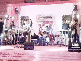 Destination Wedding for NRIs- ITC  Maurya