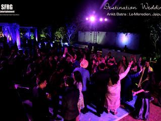 Destination Wedding : Le Meridien Jaipur