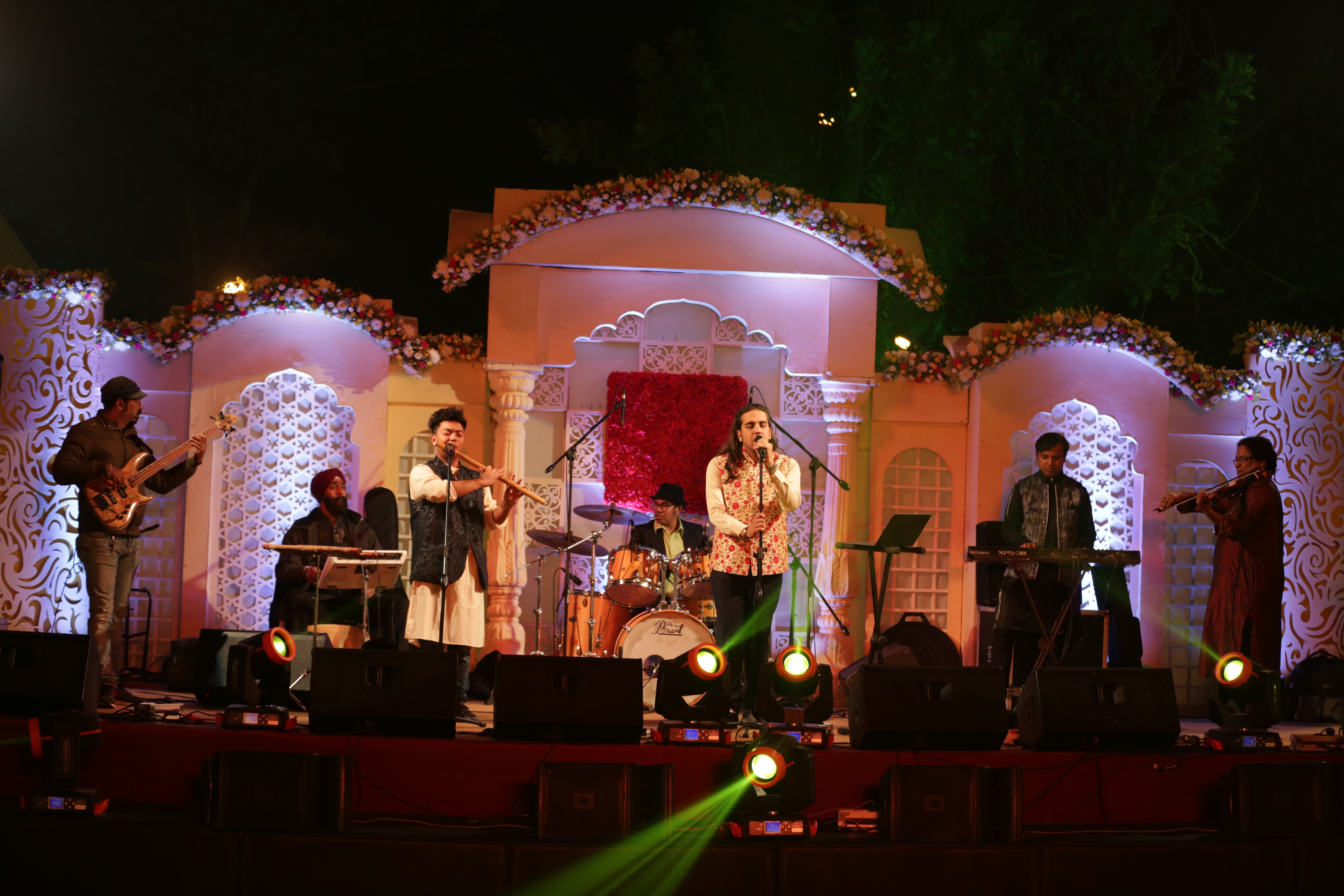 Big Fat Wedding at Kolkata | Sufi Band In Delhi Ncr, Mumbai