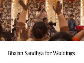 Niyati & Archit :Wedding Satsang