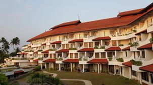 Taj Bentota - Home for next two days...