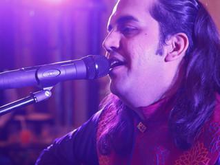 Great Sufi Show at Leela Hotel Delhi.