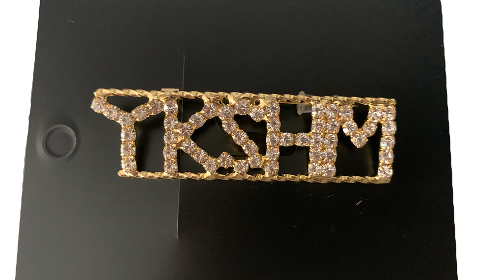 YKSHM Crystal Pin