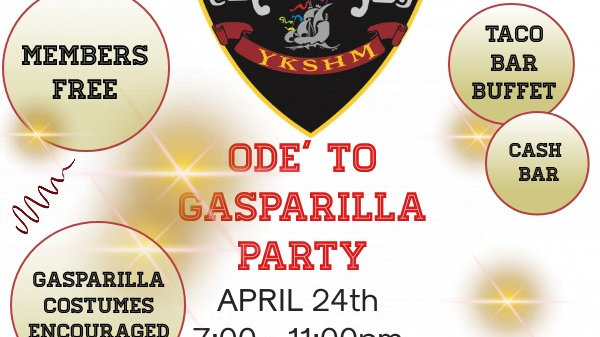Ode' to Gasparilla Party