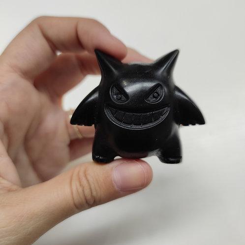 Pokemon Ectoplasma en obsidienne