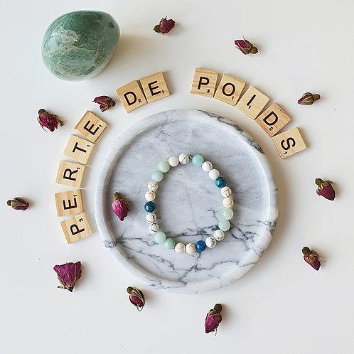 Bracelet pour aider à la PERTE DE POIDS
