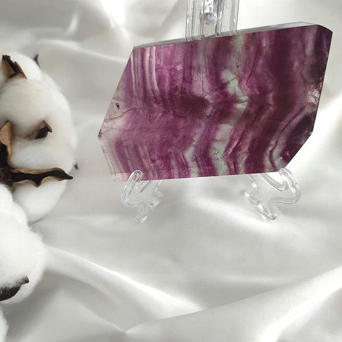 Plaque en Fluorite