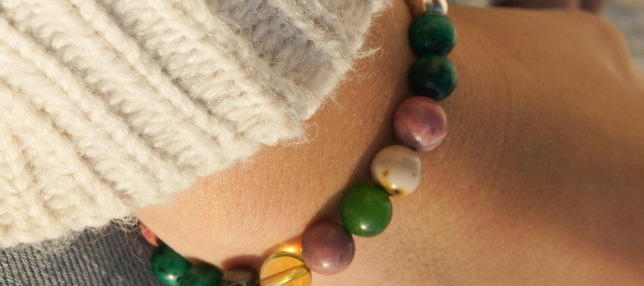 Bracelet CHEMIN DE VIE