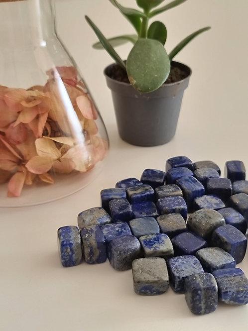 Cube de Lapis Lazuli