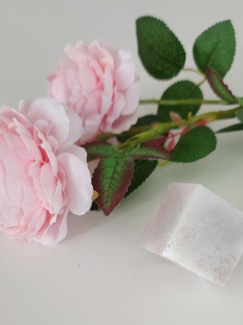 Cube d'Agate fleur