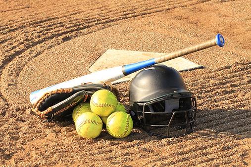 Softball zařízení