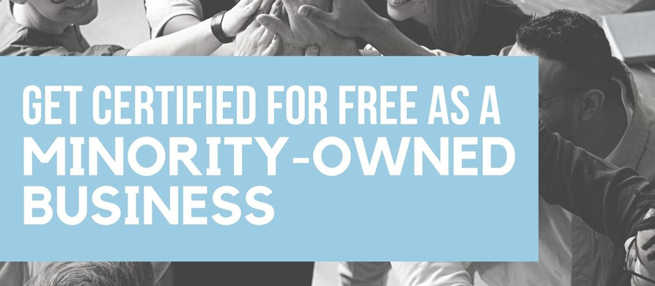 Bright Graphic Design creates a free eBook to support minority-owned businesses in SC get certified