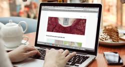 BRANDING VESTIDA website