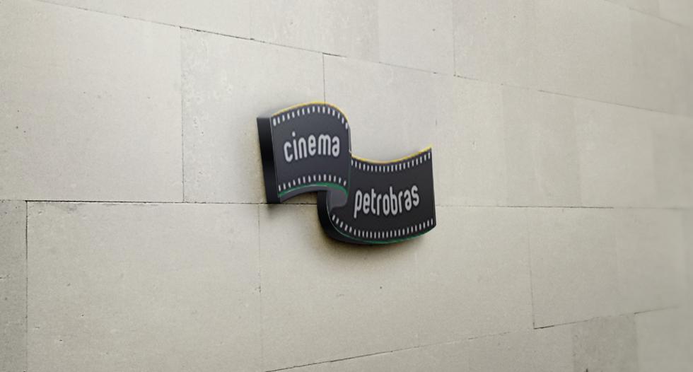 LOGO Cinema Petrobras