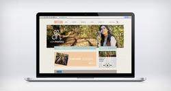 BRANDING SH website